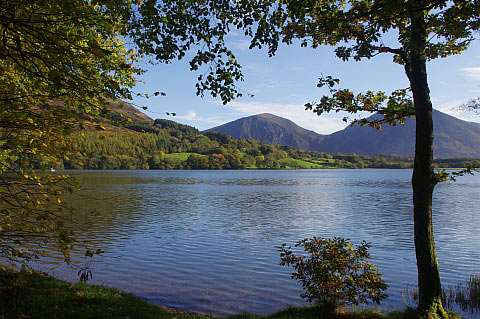 Escape                         the crowds in the western Lake District